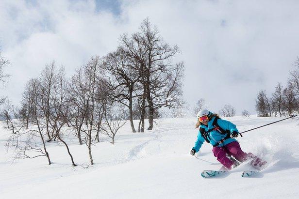 Snowiest Resort of the Week (Woche 08/2015): Ein Gewinner, viele Mitstreiter ©Voss Fjellandsby/Myrkdalen