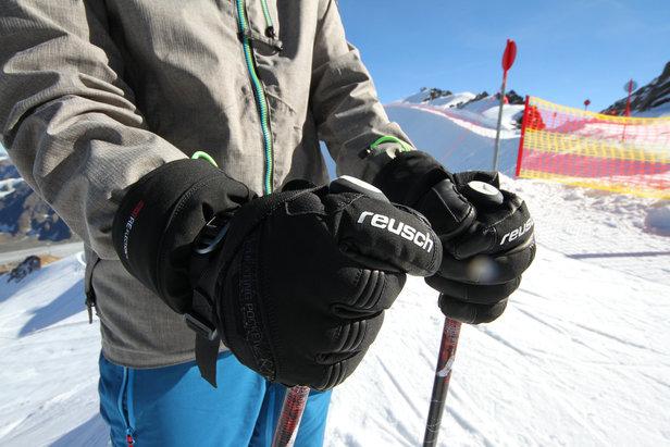 Garantiert warme Hände? Der Reusch Volcano GTX® im Test- ©Skiinfo