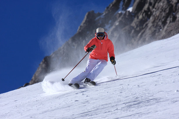 Men's Vs. Women's Skis & Why Yours Are Probably Too Short ©Ski with Kim
