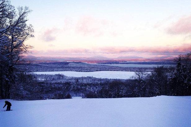 Big Squaw Mountain Ski Resort Maine