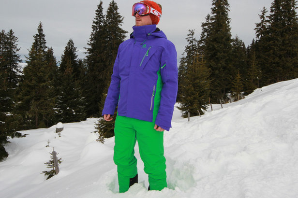 Im Test: Salomon Iceglory Jacket M + Iceglory Pant M