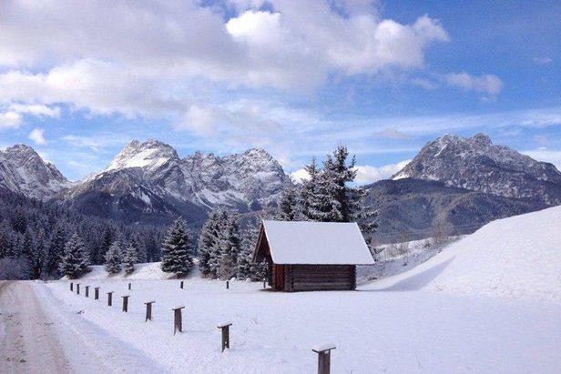 Sappada Dec. 29, 2014 - ©Consorzio Dolomiti