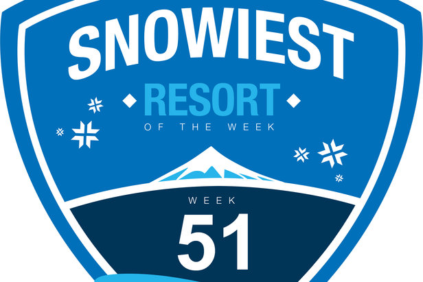Snowiest resort of week 51 - ©Skiinfo