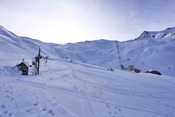 Sneeuwrijkste gebied week 2: Frankrijk met inhaalrace ©Facebook Cauterets