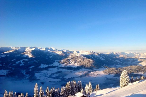 Skiwelt Wilder Kaiser Brixental.  - © Facebook SkiWelt Wilder Kaiser Brixental