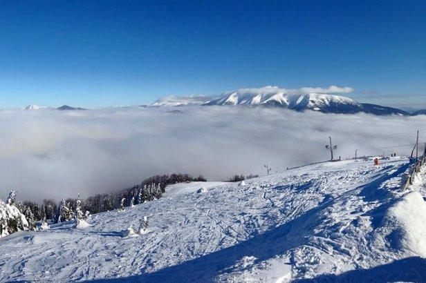 f2991300b Snehové správy: Na horách v závere týždňa slnečno, snehový front príde od  juhu