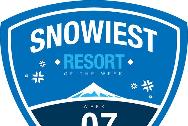 Snowiest resort of the week (7/2015)