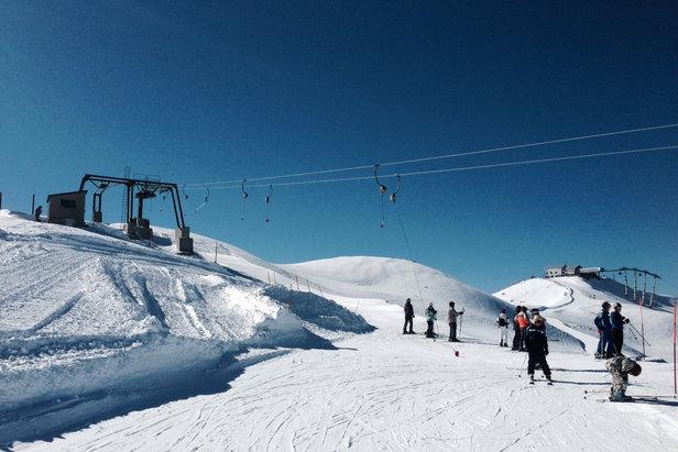 Continua l'inverno, neve fresca sulle montagne toscane!- ©Promozione Regione Toscana
