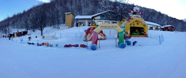 Sciare in Emilia Romagna ©Corno Sci Facebook