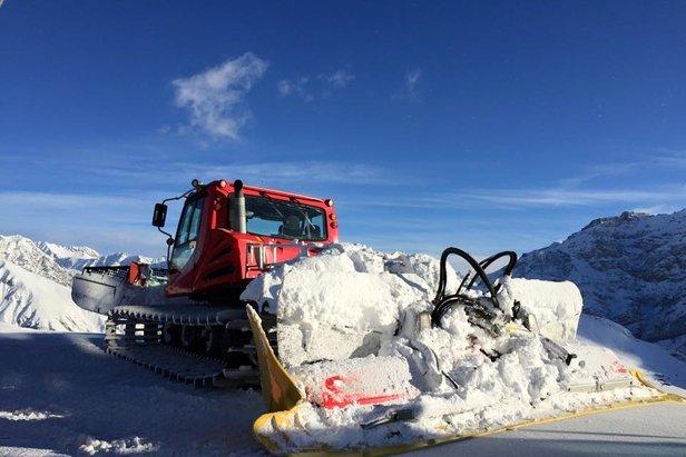 Inverno 2015-16: Novità piste e impianti in Italia - ©Mottolino Fun Mountain Facebook