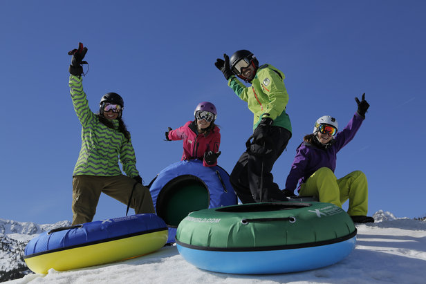 Snow Tubing à Grandvalira