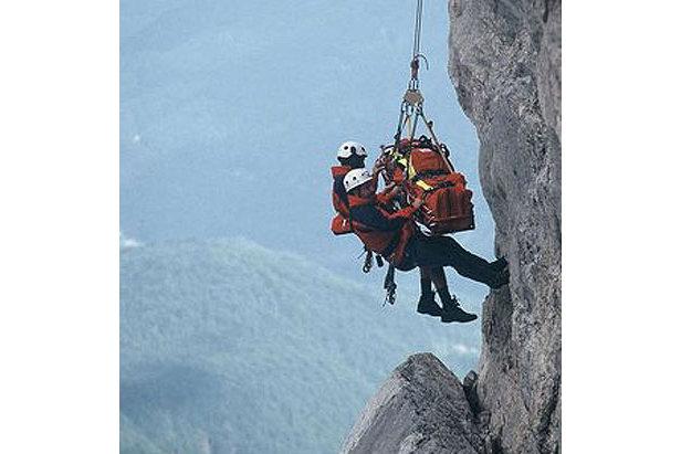 Klettersteig Unfall : Erneuter unfall am klettersteig zwei bergsteiger stürtzten in den