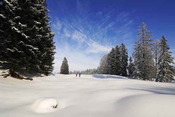 Winterwandern in Reit im Winkl: Deutschlands erster Premium-Winterwanderweg- ©Norbert Eisele-Hein