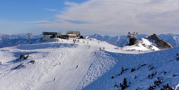 Lyžiarske strediská neďaleko Bratislavy: záruka dobrého snehu, zábavy a výhodných cien- ©Pa3ck | Pa3ck @ Skiinfo Lounge