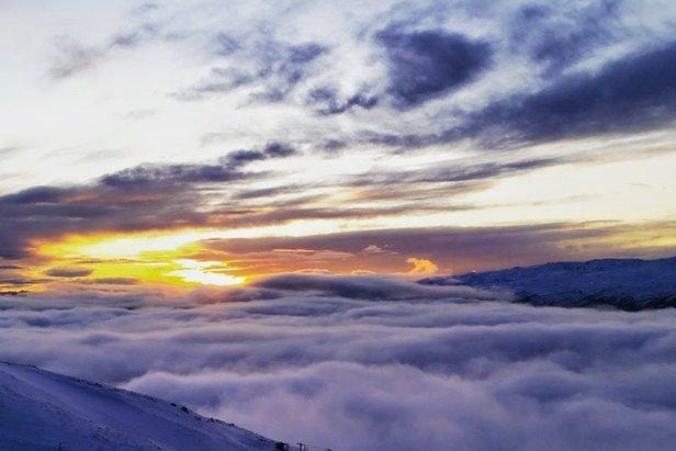 Sesongåpning på den sørlige halvkule- ©Facebook Cadrona Alpine Resort