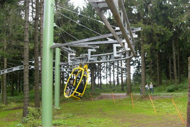 Klettersteig Hessen : Ausflugsziele und freizeitangebote hessen bergleben