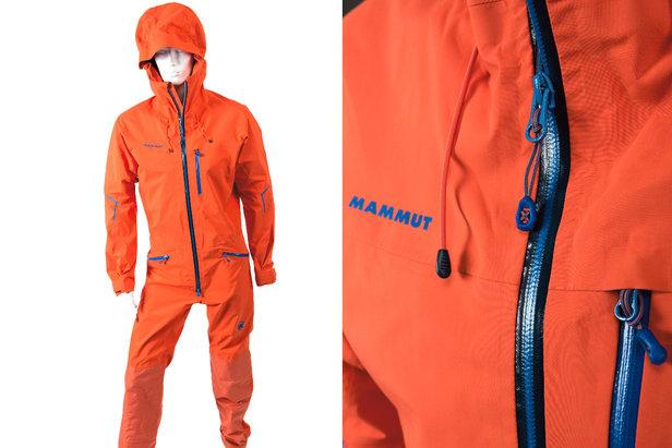 well known great prices the best attitude Ausgezeichnet: Mammut Nordwand Pro HS Suit Men