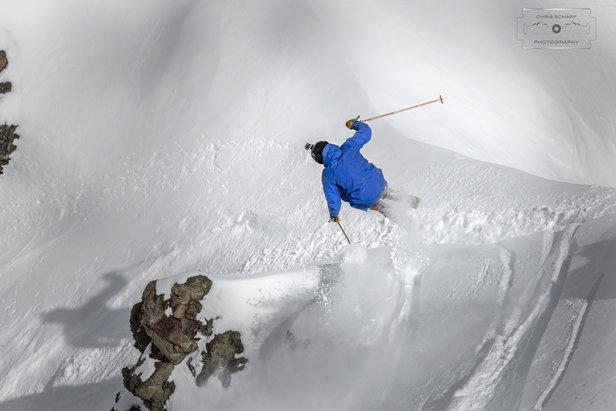 10 åpne skisteder - akkurat nå- ©Chris Scharf Photography