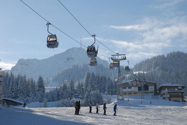 SkiStar investiert in sein neues Skigebiet St. Johann in Tirol ©St. Johanner Bergbahnen GmbH