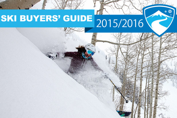 2015/2016 Ski Buyers' Guide ©Liam Doran