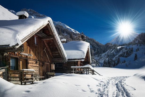 """Un chalet isolé en pleine nature, sans connection internet, l'idéal pour un séjour """"digital détox""""..."""