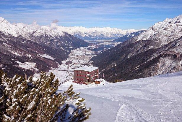 Ostern aktiv: Schnee oder nicht? Am besten beides!  ©Hochstubai-Liftanlagen GmbH, Elferbahnen