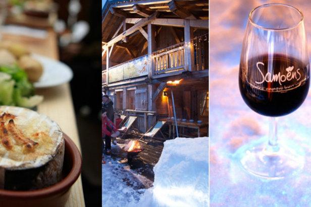 Magie des fêtes de Noël, soirées gastronomiques, découverte de l'art de vivre septimontain... A Samoëns, on ne s'ennuie jamais...