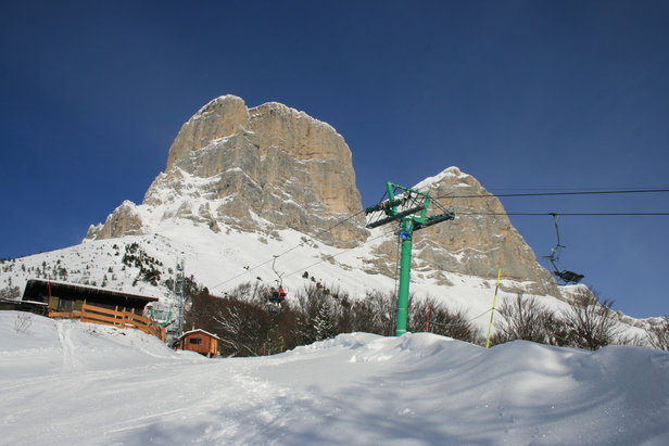 Coup de pouce pour la station du Col de l'Arzelier ©Station du Col de l'Arzelier