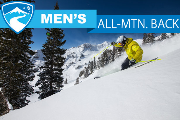 Ski Buyers' Guide: 2015/2016 Men's All-Mountain Back Skis ©Liam Doran