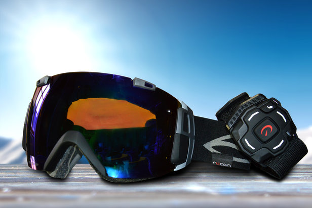 How to purchase the perfect pair of ski goggles- ©Ski amade