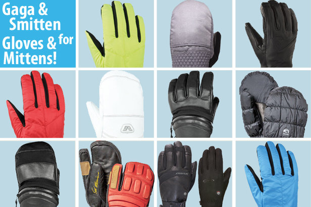 2015/2016 Gloves & Mittens Buyers' Guide