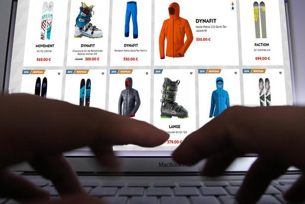Acheter ses skis sur le web : conseils et pièges à éviter