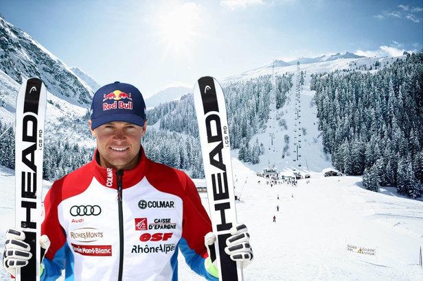 Alexis Pinturault vous propose de découvrir quelques unes de ses pistes de ski favorites sur le domaine de Courchevel