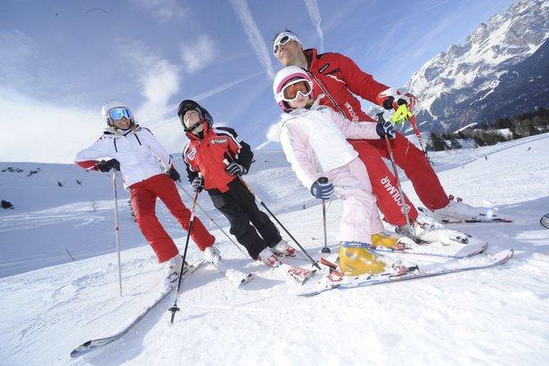 Skiarea Paganella, Lezioni di sci  - © Visitdolomitipaganella.it