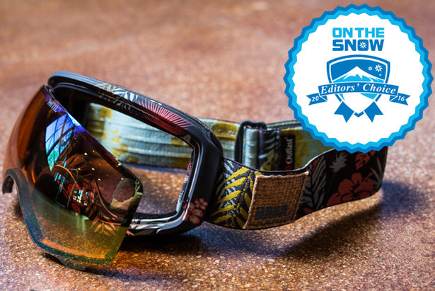 2016 women's goggle Editors' Choice: anon. WM1 Goggle