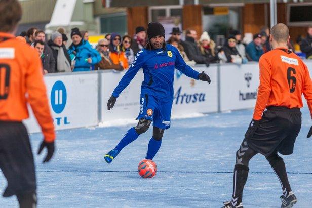 Arosa Ice Snow Football