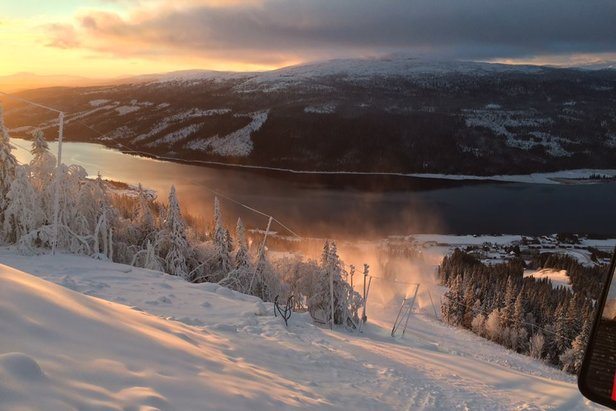 Beautiful, untracked pistes in Are, Sweden  - © Åre Ski Resort