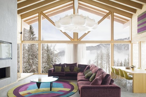10 of the best family ski hotels & chalets- ©Chalet Janluke