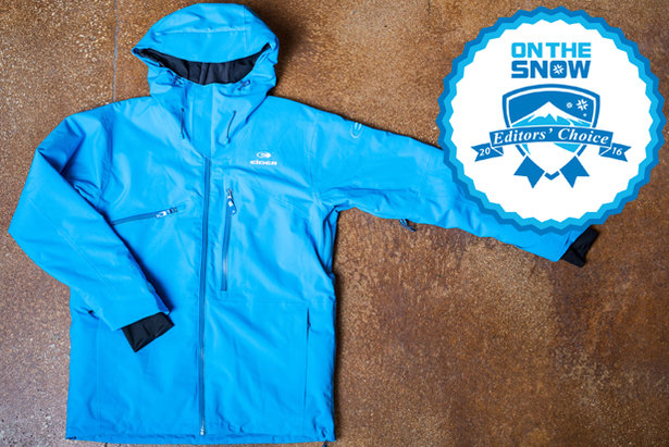 2016 men's jackets Editors' Choice: Eider Jager Jacket 2.0