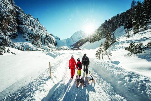 Stubai: Štyri tipy na perfektnú zimnú dovolenku ©TVB Stubai Tirol-Andre Schönherr