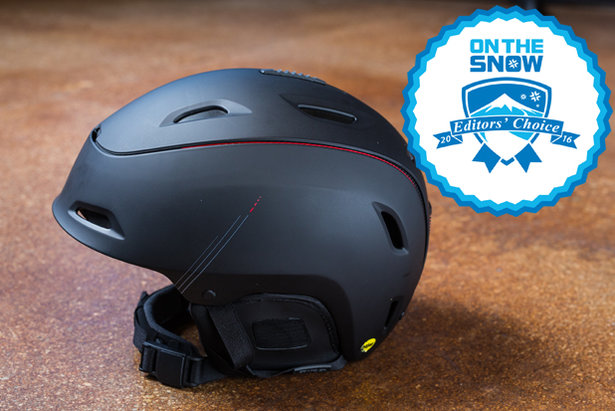 2016 men's helmet Editors' Choice: Giro Range Helmet