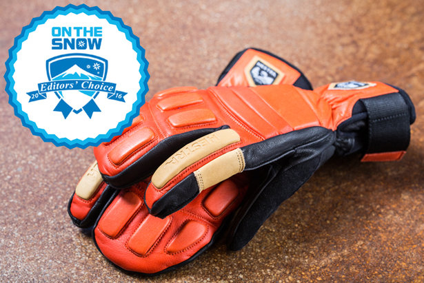 2016 Men's Glove Editors' Choice: Hestra Seth Morrison Pro Model Glove ©Liam Doran