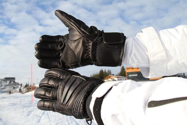 Im Test: Leki Griffin S Lady Handschuhe- ©Skiinfo