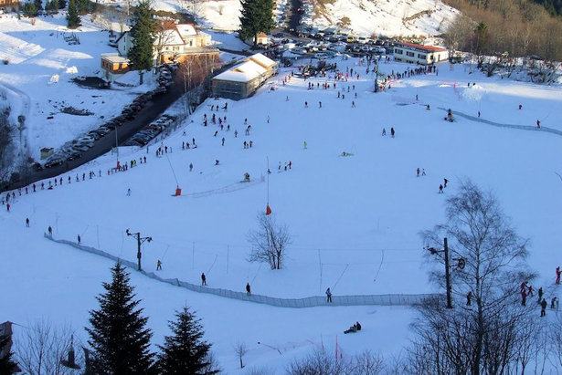 Location de ski le slalom la bresse webcam