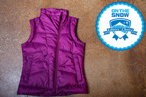 2016 women's lifestyle Editors' Choice: Nau Down Vest