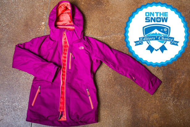 2016 Women's Jacket Editors' Choice: The North Face Thermoball Snow Triclimate Parka ©Liam Doran