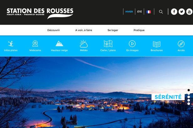 Le nouveau site internet de l'Office de tourisme de la Station des Rousses est en ligne, vous pouvez donc le consulter dès aujourd'hui sur www.lesrousses.com