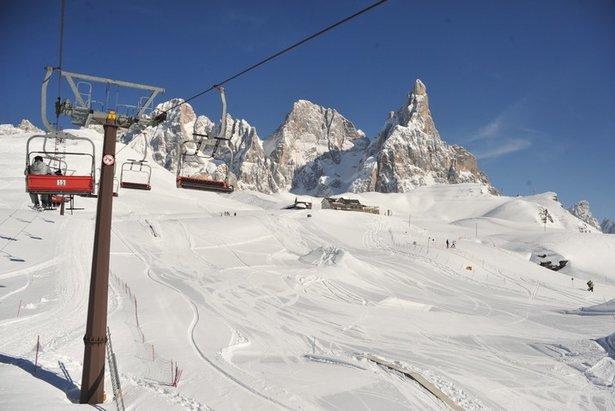 San Martino di Castrozza-Passo Rolle: novità impianti e neve garantita - ©www.sanmartino.com