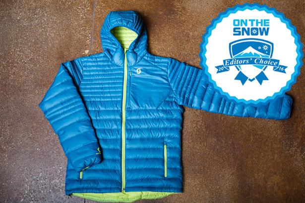 2016 men's lifestyle Editors' Choice: Scott Insuloft Down Plus Jacket