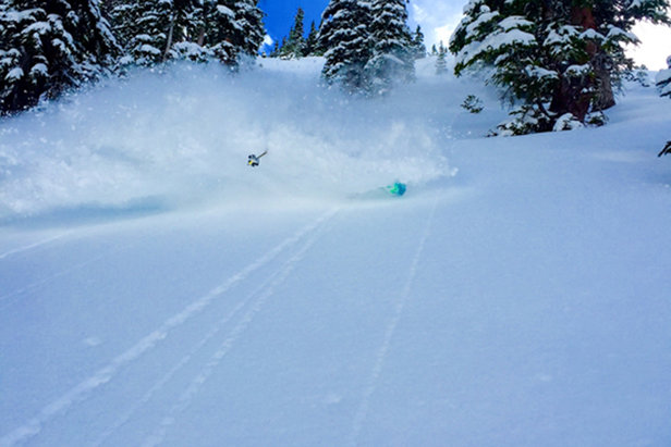Winter Blasts Colorado, Resorts Blast Discounts ©Silverton Mountain